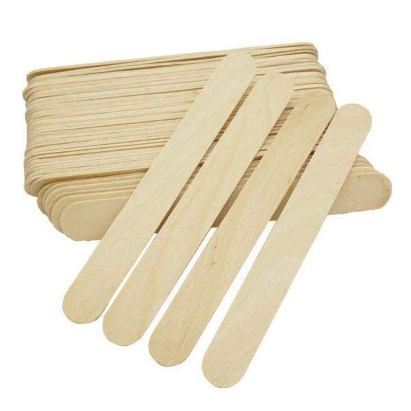 Шпатель одноразовый деревянный (100 шт)н