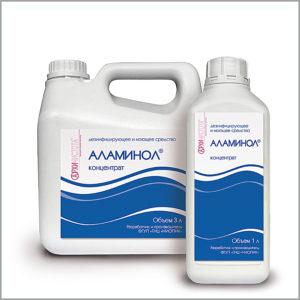 Аламинол дезинфицирующее средство