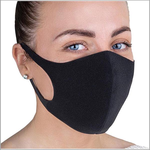 Угольная защитная маска для мастера