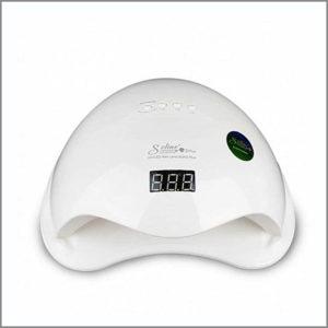 UV LED-лампа для полимеризации гелей и гель-лаков Sun 5 Soline