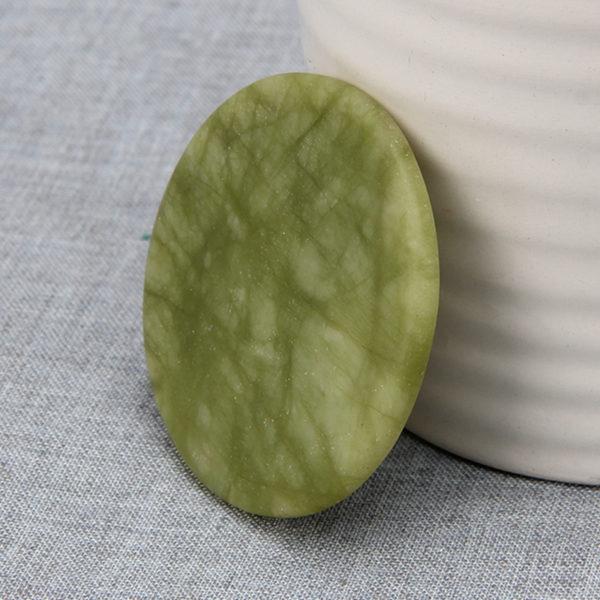 Камень для клея нефритовый