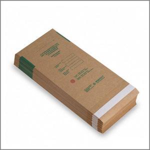 Крафт-пакет 75х150 бумажный