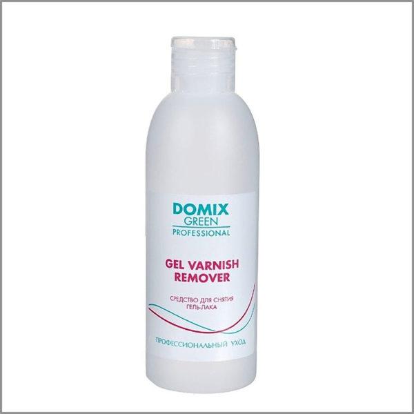 Domix Green Gel Remover. Ремувер Shellac, гель-лак, 200мл