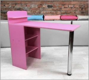Маникюрный стол для мастера маникюра Ника