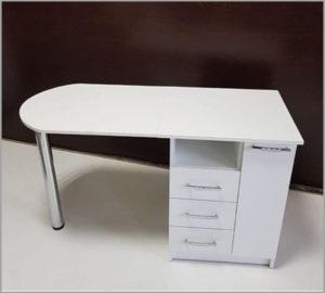 Маникюрный стол Милан для мастера маникюра